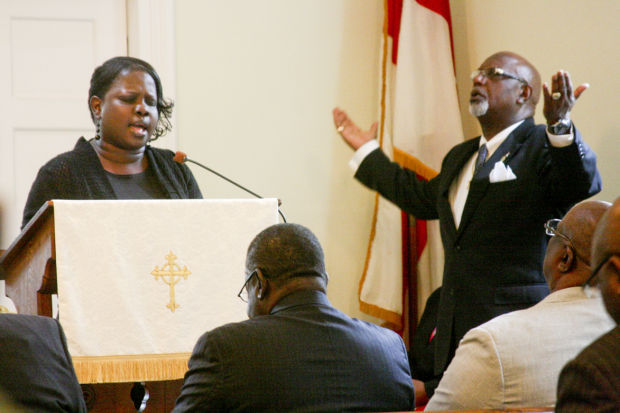 Pastors, residents pray for justice in ongoing probe of