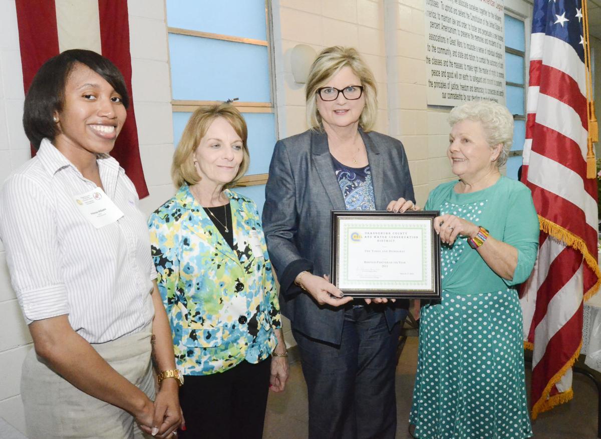 032016 Conservation Awards Business Partner