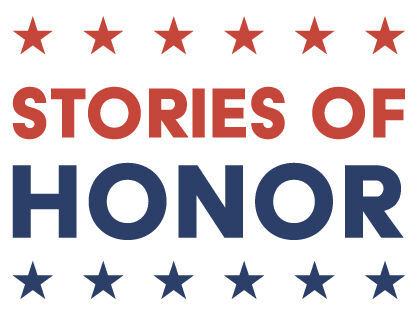 Stories of Honor logo 2021