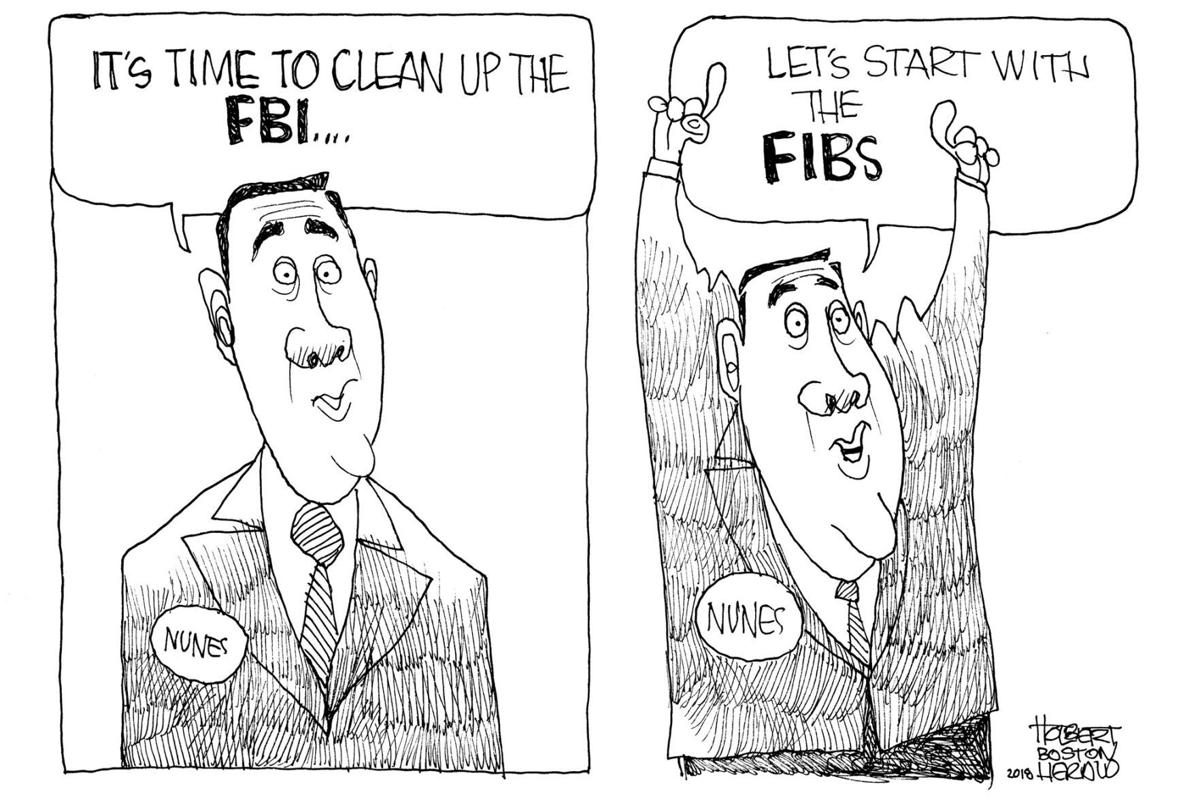 It's time to clean up the FBI