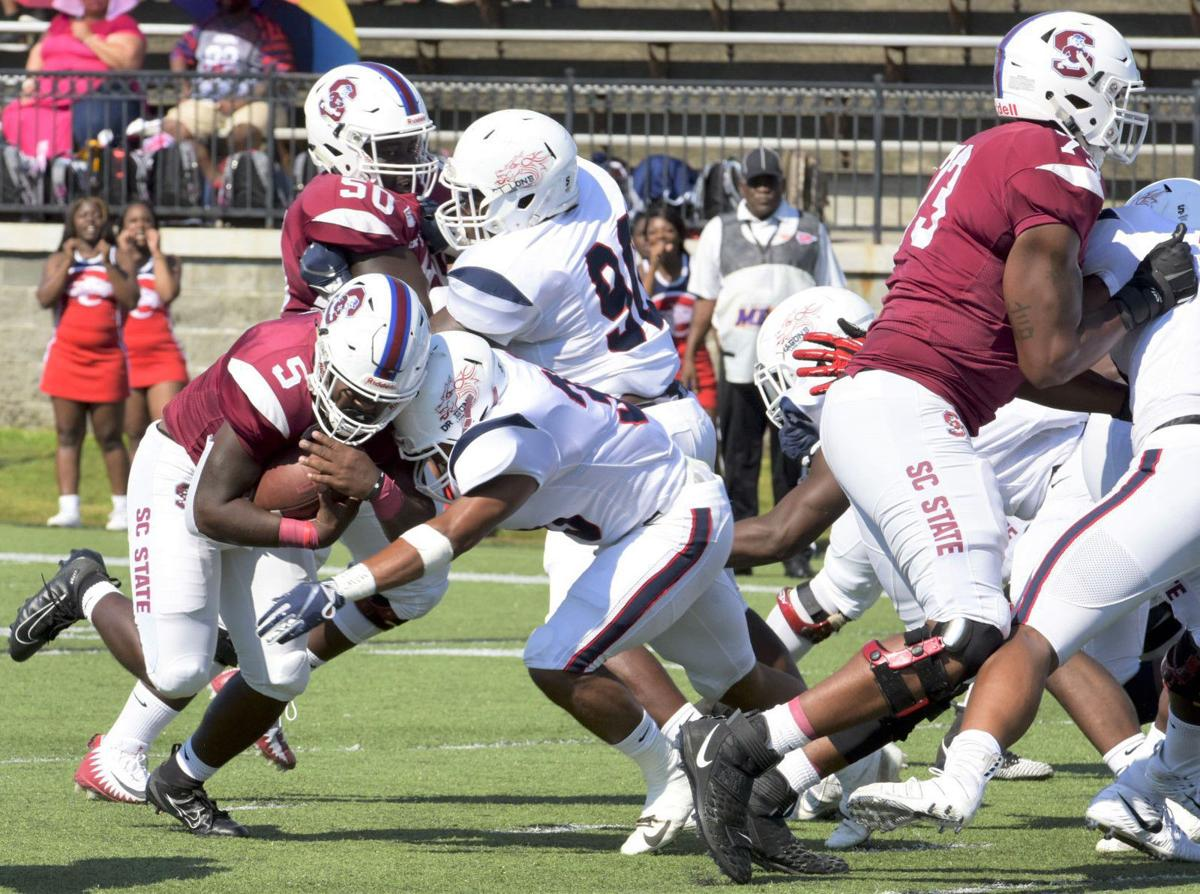 Taylor blocks for SC State
