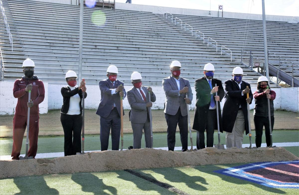 SCSU Field Groundbreaking