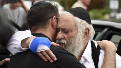 San Diego Synagogue Shooting Rabbi