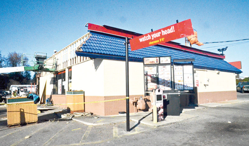 Old Burger King On Calhoun Getting A Total Makeover