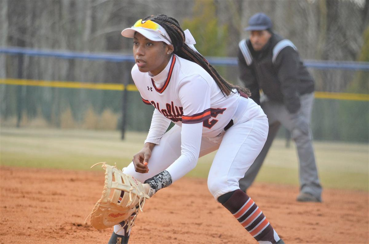 Cato plays first for Claflin