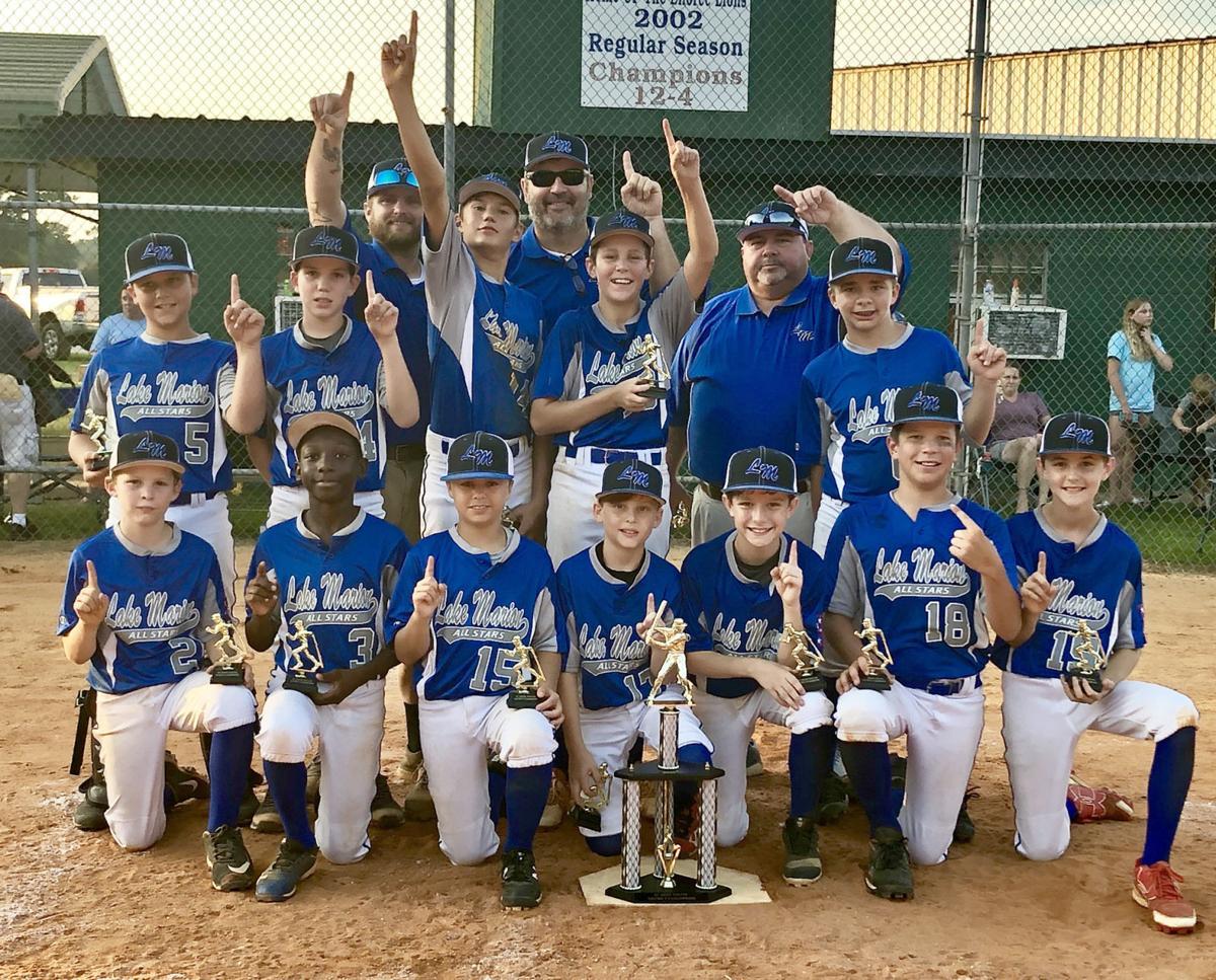 Lake Marion baseball teams win tournament titles | Local