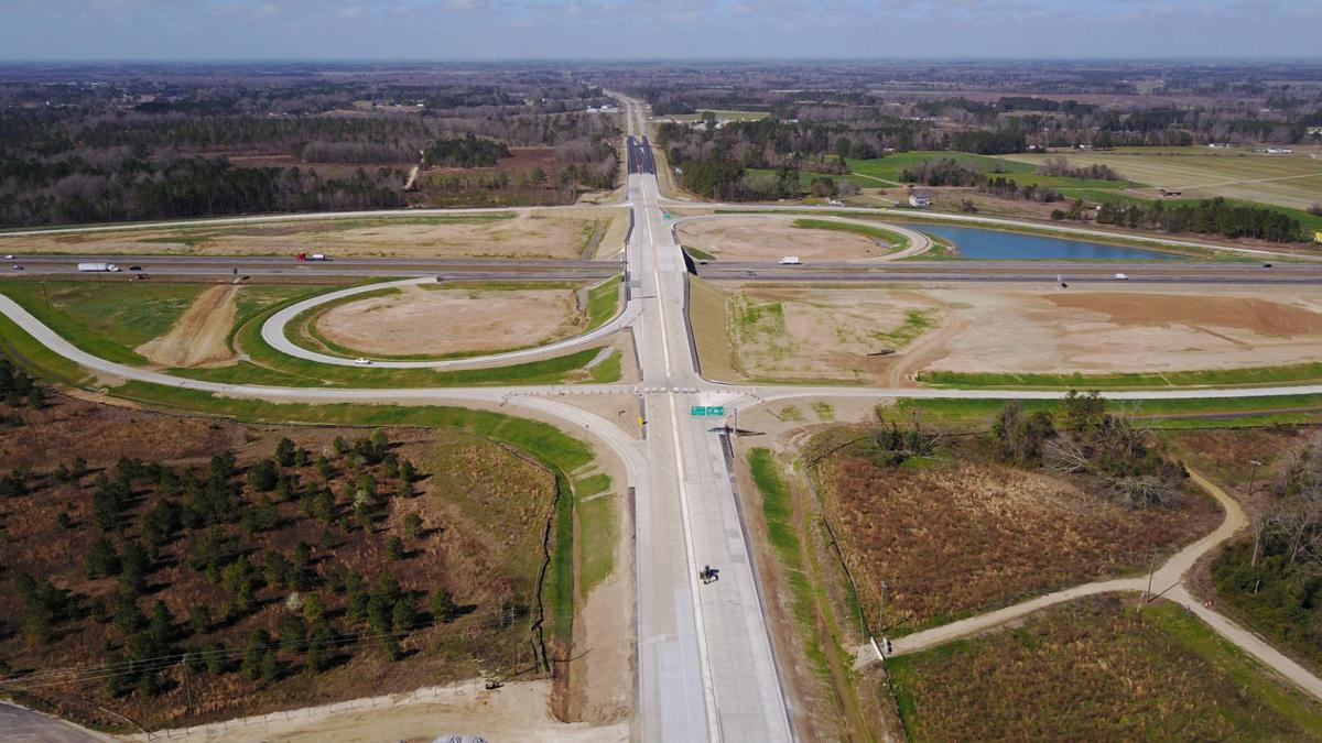 U.S. 301/I-95 interchange