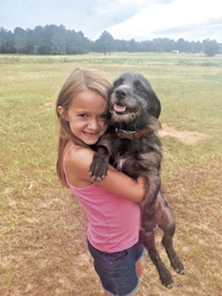 Cutest Kid and pet photo