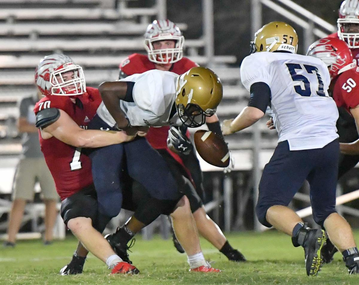 OP Indians get tackle from Fogle