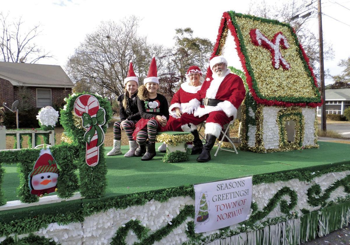 Norway Christmas Parade, tree lighting, community dinner scheduled ...