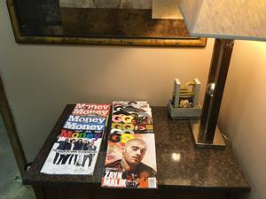 Orangeburg Cigar Palace Library Magazines