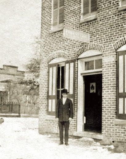 Vintage Vance/post office