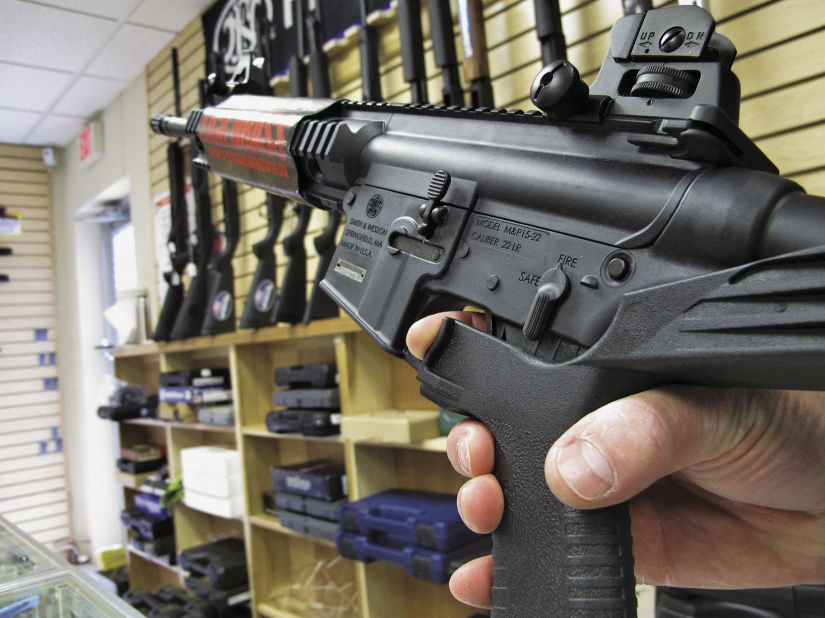 Congress learns what a bump stock is