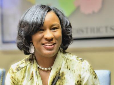 Compassion CofC Honoree Angel Howell