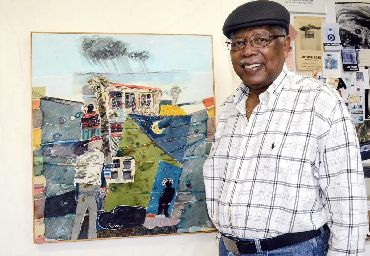 081418 Twiggs Wins Art Prize
