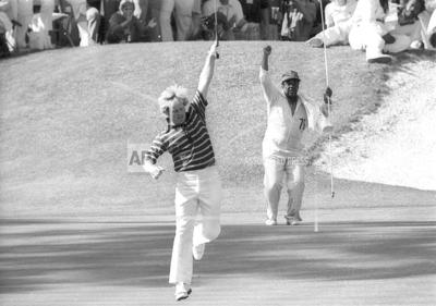 AP Was There: 1975 Masters