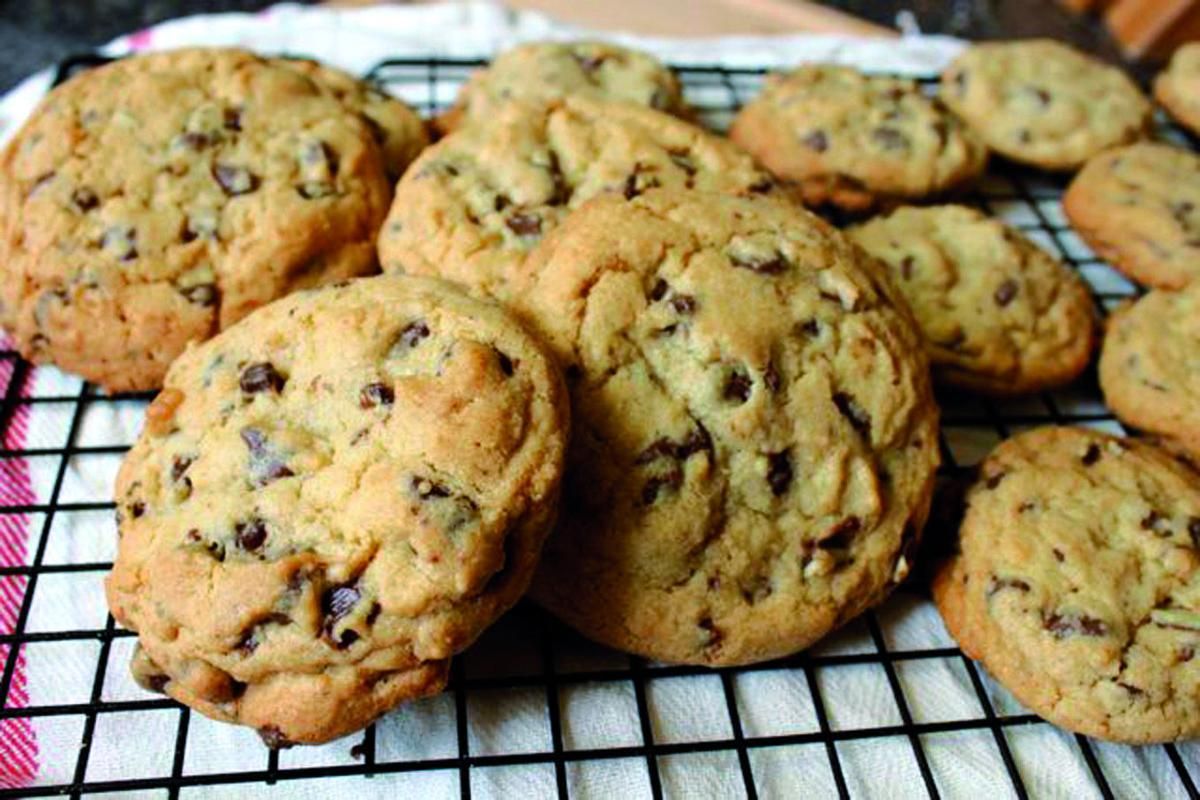 Best chocolate chip cookie ever