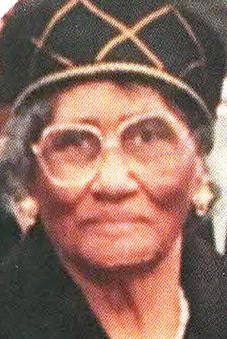 Alma Brunson Irving