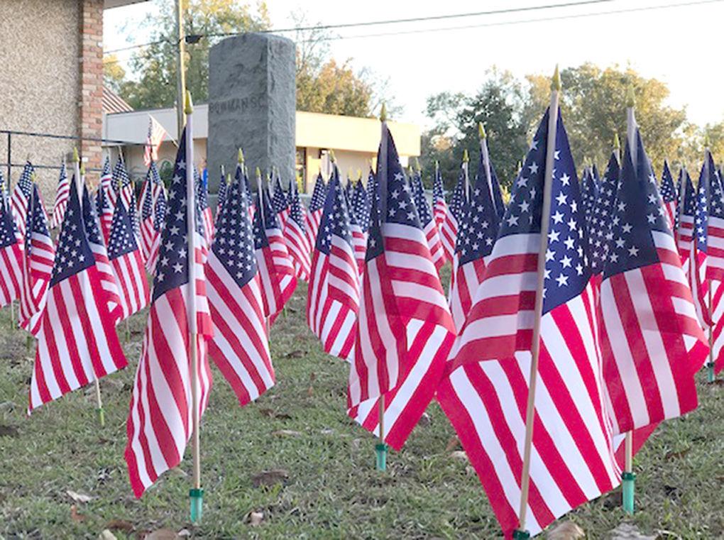 Bowman flags