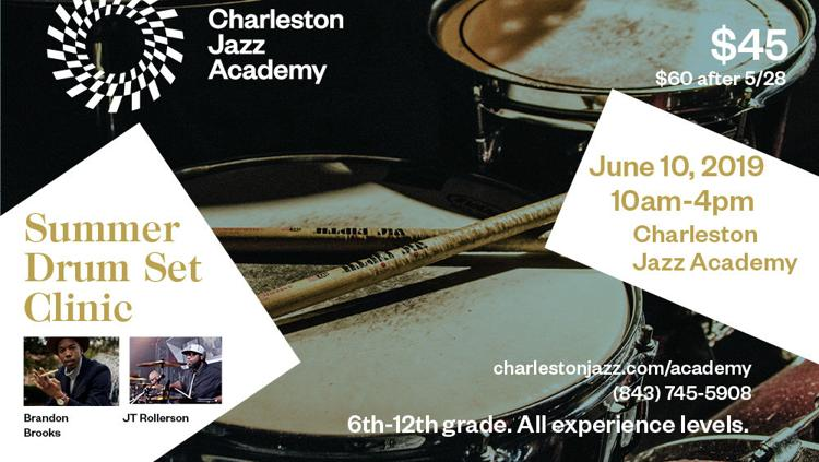 Summer Drum Set Clinic