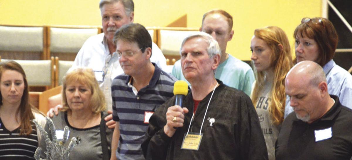 Rev. John Culp