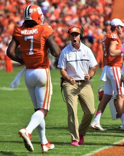 watch 80e40 c226c Mike Williams: Clemson offense needs to take care of the ...
