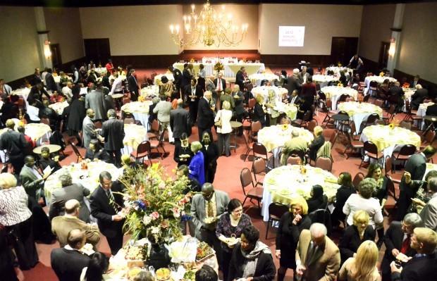 Chamber banquet 2012