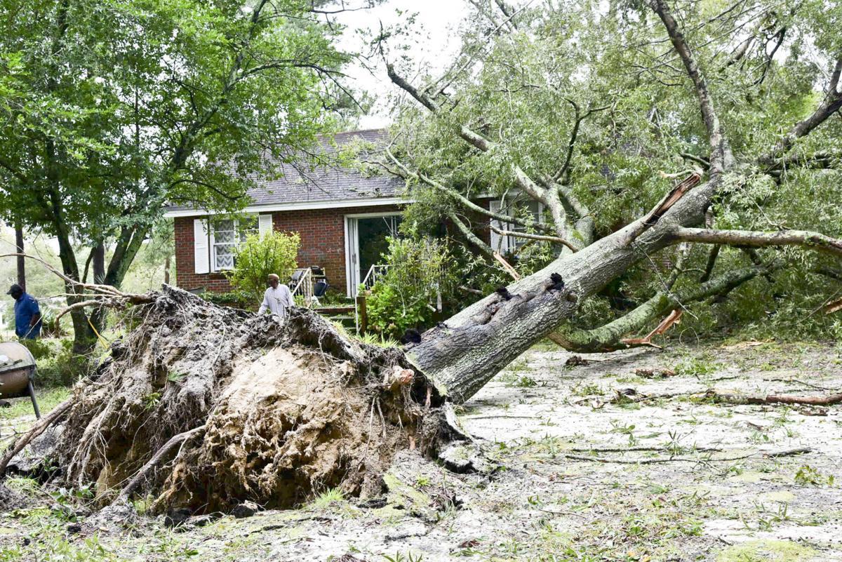 Hurricane Matthew John Fair