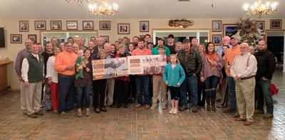 Edisto Young Farmers honored