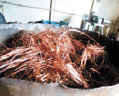 Copper illustration