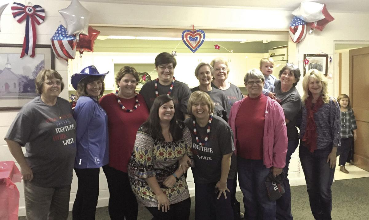 2018 Orangeburg County Relay for Life Committee