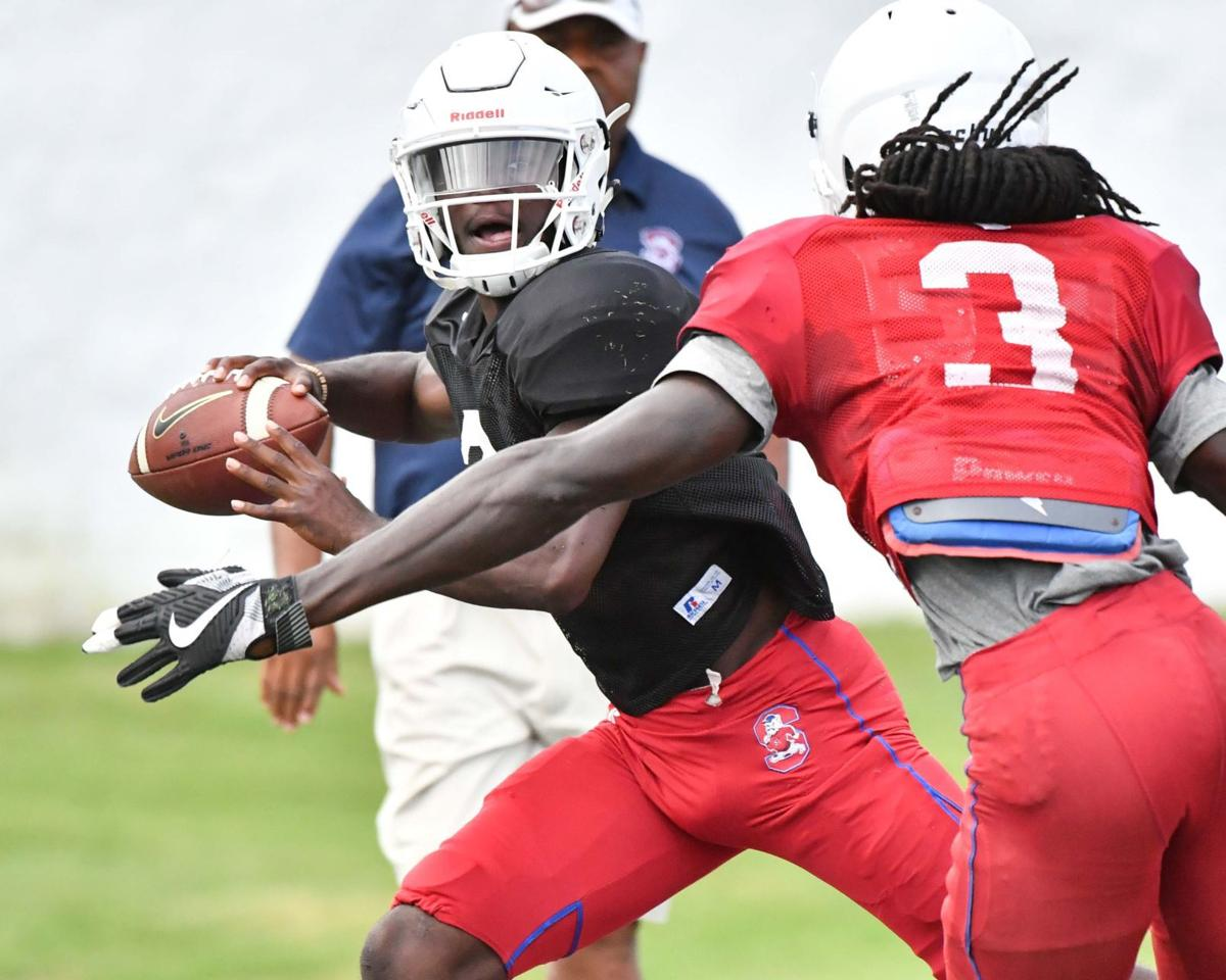 S C State Football Bulldogs Release Depth Chart For Season Opening Game At Georgia Southern S C State Football Thetandd Com