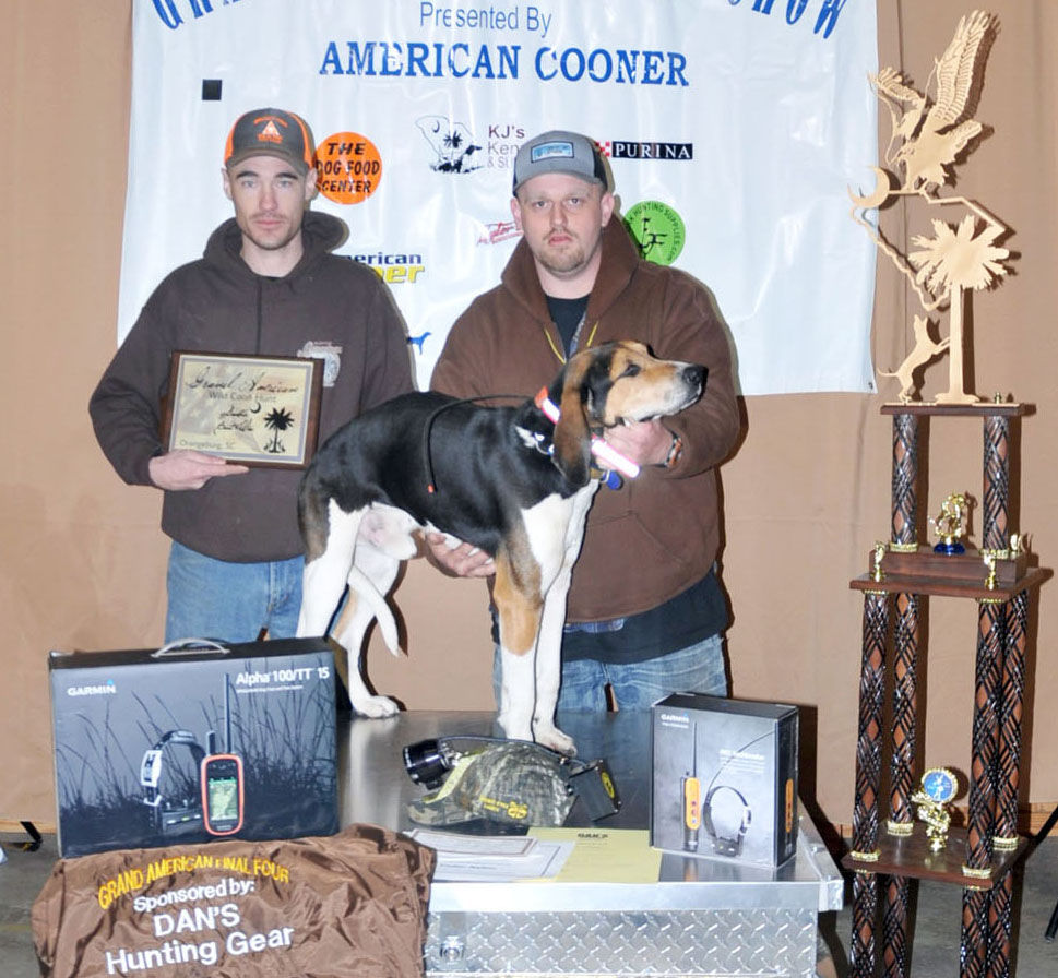 2018 Grand American Overall Nite Hunt Champion pic for online