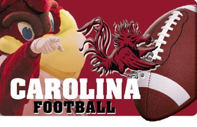 SPORTS LIBRARY, South Carolina, USC, football (copy)