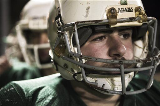 American football prepares Israeli teens for military combat