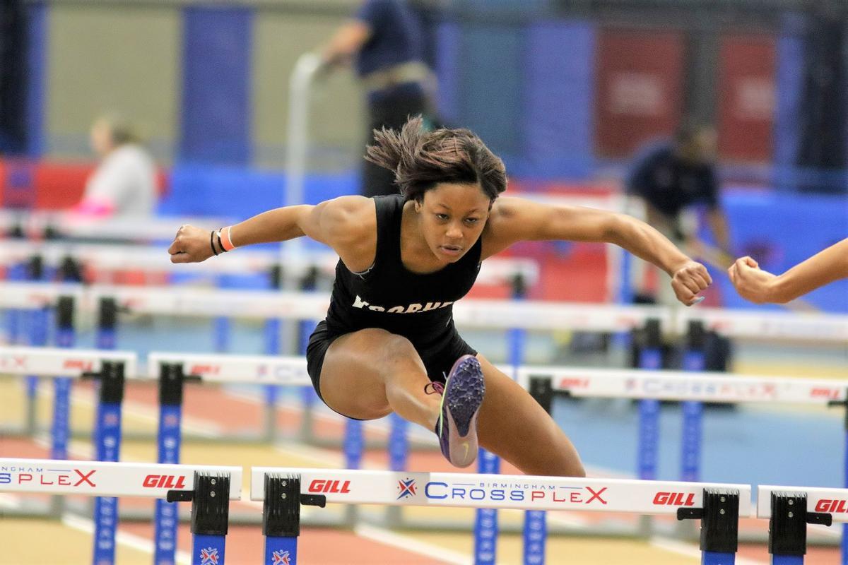 Yeoman runs hurdles for Voorhees