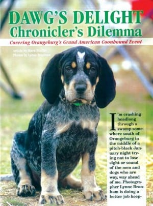 Doctor Black and Tan Coonhound Novelty Diploma