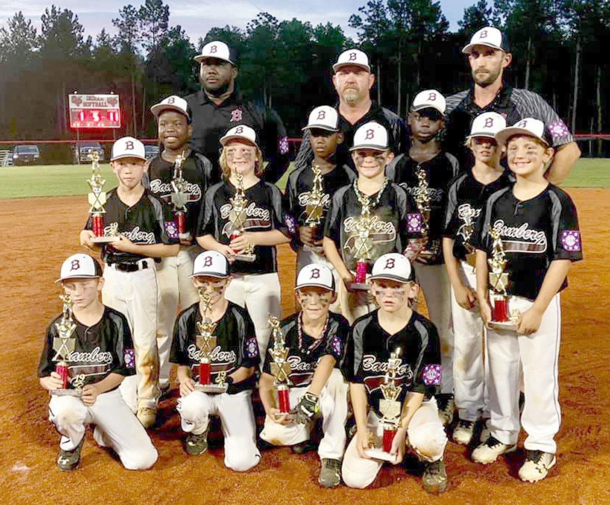 Orangeburg, Bamberg All-Stars win Dixie AAA Minors district