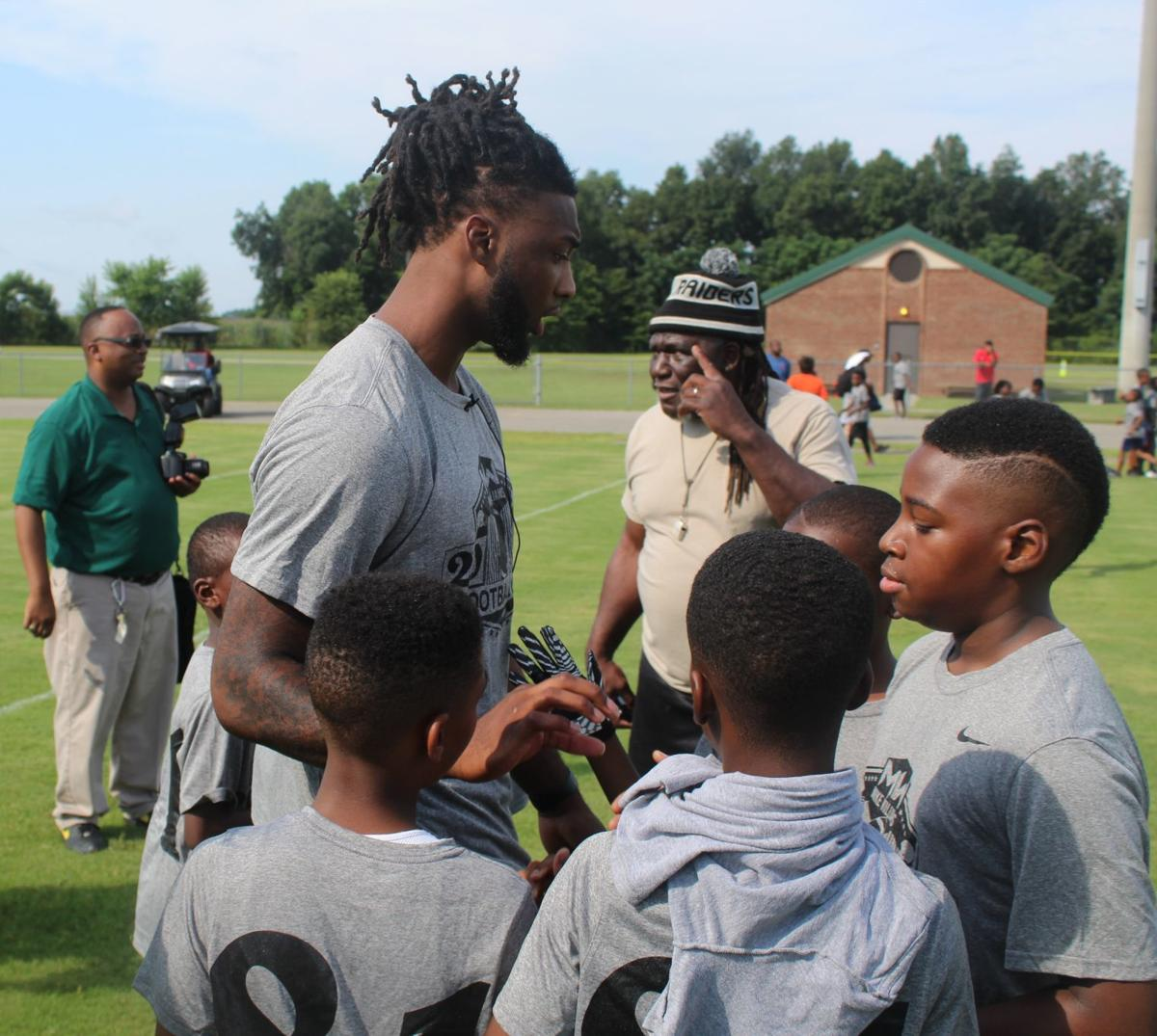 072218 mike williams camp 2