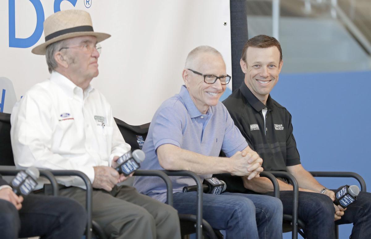 NASCAR Kenseth Returns Auto Racing