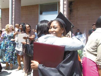 Claflin graduation celebratuion 2011