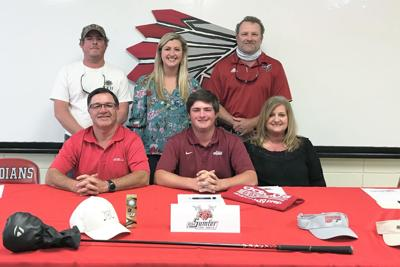 Zeigler signs with USC Sumter