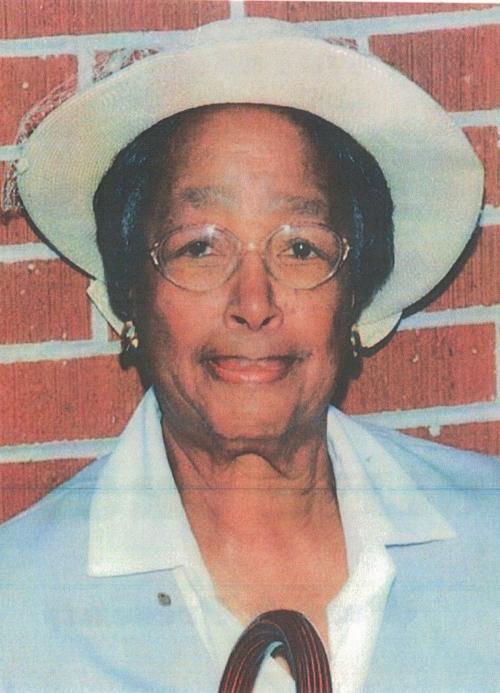 Mabel Reed Hampton