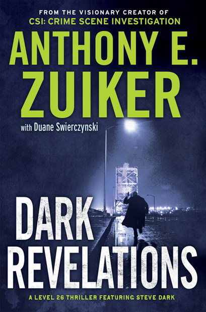 Book Review Dark Revelations
