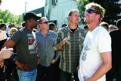 Hootie and the Blowfish 2010