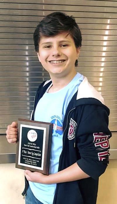 102919 bamberg 1 Eron with Award