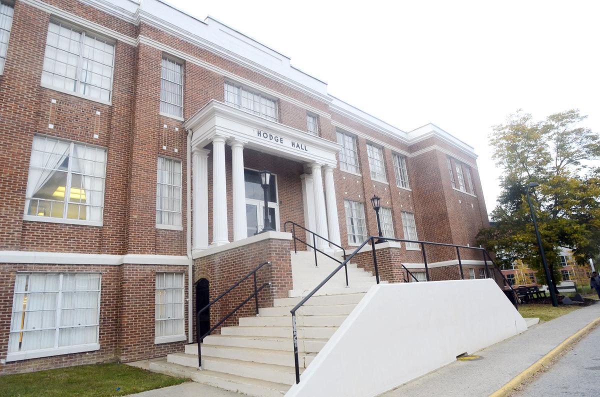 South Carolina State's Hodge Hall
