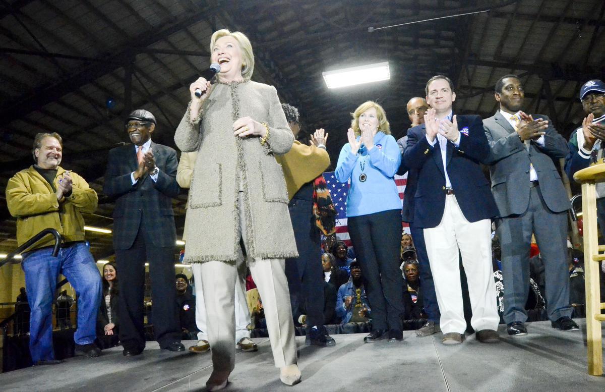 022716 Hillary Clinton at Pascoe event MAIN