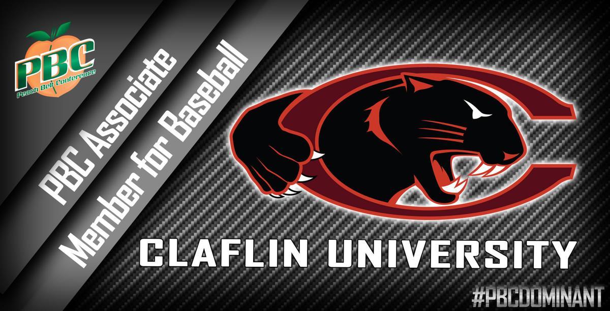 Claflin baseball to Peach Belt
