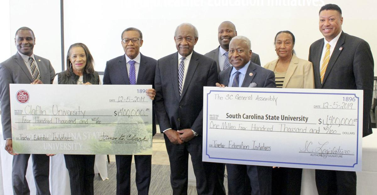SCSU-Claflin Teacher Education Initiative
